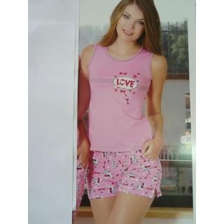 Комплект домашней одежды Dowry 06118