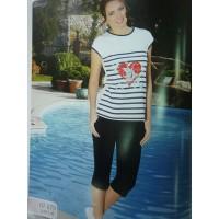 Комплект домашней одежды Dowry 07279