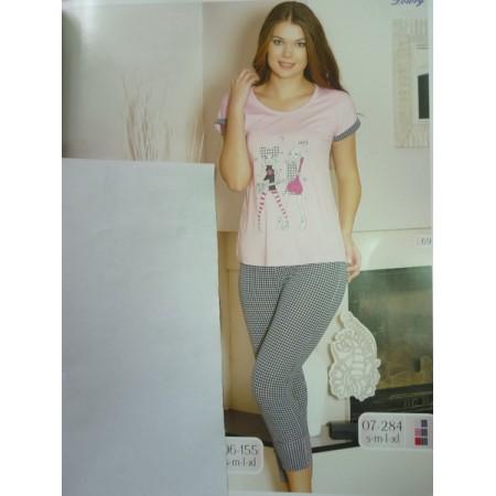 Комплект домашней одежды Dowry 07284