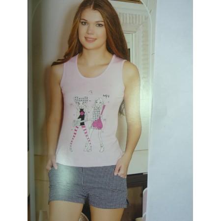 Комплект домашней одежды Dowry 06155