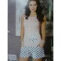 Комплект домашней одежды Dowry 8602