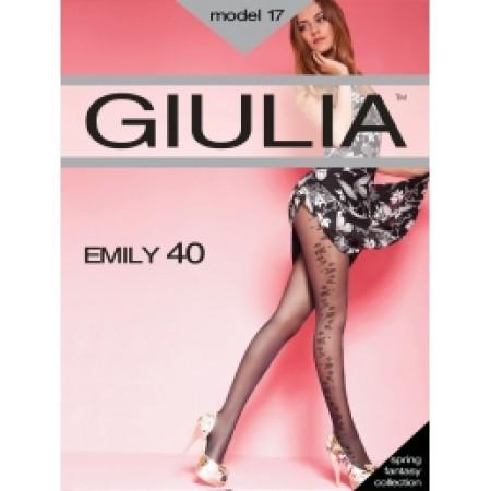 Колготки Giulia Emily 40 Den