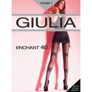 Колготки Giulia Enchant 40 Den