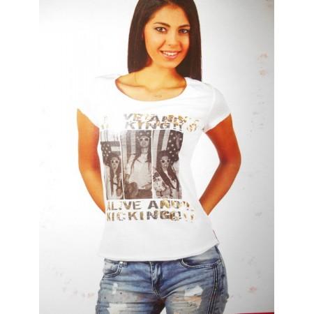Женская футболка Pandora 1