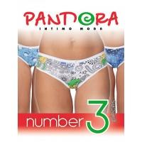 Трусы женские Pandora 1161