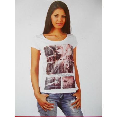 Женская футболка Pandora 2