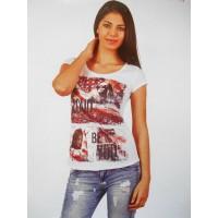 Женская футболка Pandora 3