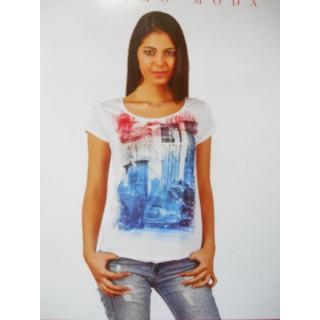 Женская футболка Pandora 4